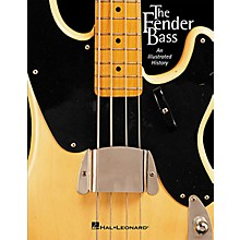 Hal Leonard The Fender Bass Book