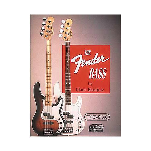 Mediapresse The Fender Bass Book-thumbnail