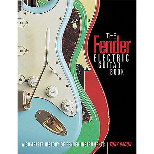 Hal Leonard The Fender Electric Guitar Book 3rd Edition