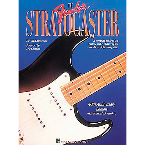 Hal Leonard The Fender Stratocaster