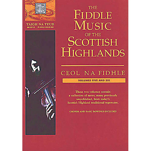 Music Sales The Fiddle Music of the Scottish Highlands - Volumes 5 & 6 Music Sales America Series-thumbnail