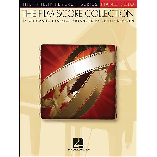 Hal Leonard The Film Score Collection - Phillip Keveren Series arranged for piano solo