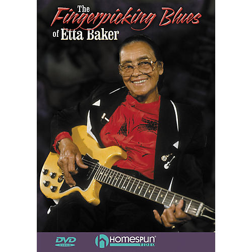 Homespun The Fingerpicking Blues of Etta Baker (DVD)-thumbnail