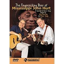 Homespun The Fingerpicking Blues of Mississippi John Hurt (DVD)