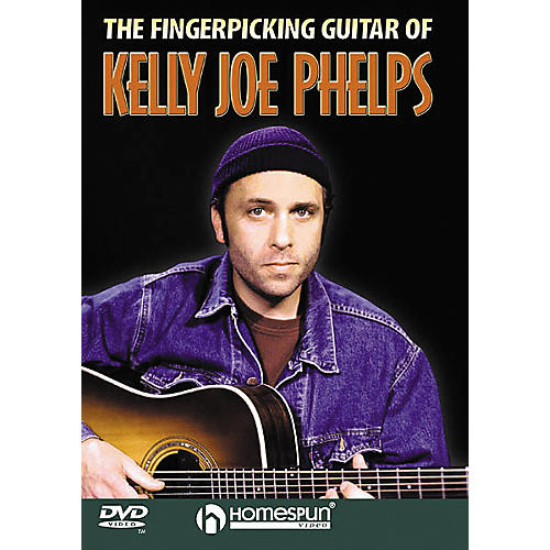 Homespun The Fingerpicking Guitar of Kelly Joe Phelps (DVD)