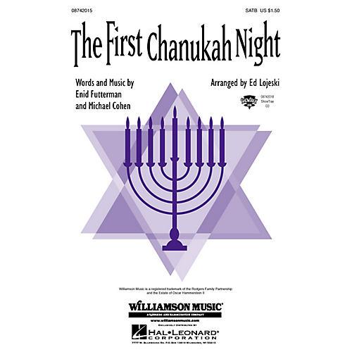 Hal Leonard The First Chanukah Night ShowTrax CD Arranged by Ed Lojeski