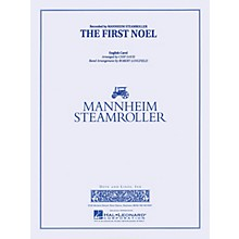 Mannheim Steamroller The First Noel Concert Band Level 3-4 by Mannheim Steamroller Arranged by Robert Longfield