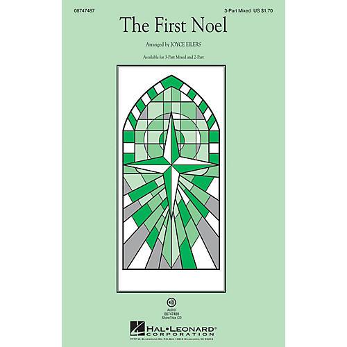 Hal Leonard The First Noel ShowTrax CD Arranged by Joyce Eilers-thumbnail