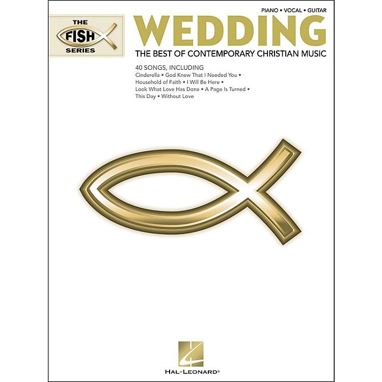 Hal LeonardThe Fish Series: Wedding (White Book) arranged for piano, vocal, and guitar (P/V/G)