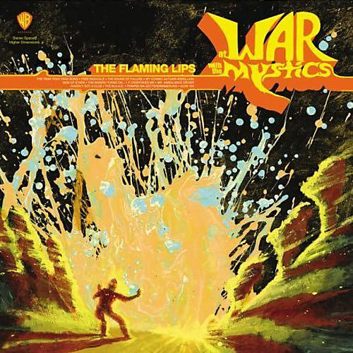 Alliance The Flaming Lips - At War with the Mystics