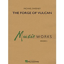 Hal Leonard The Forge of Vulcan Concert Band Level 2 Composed by Michael Sweeney