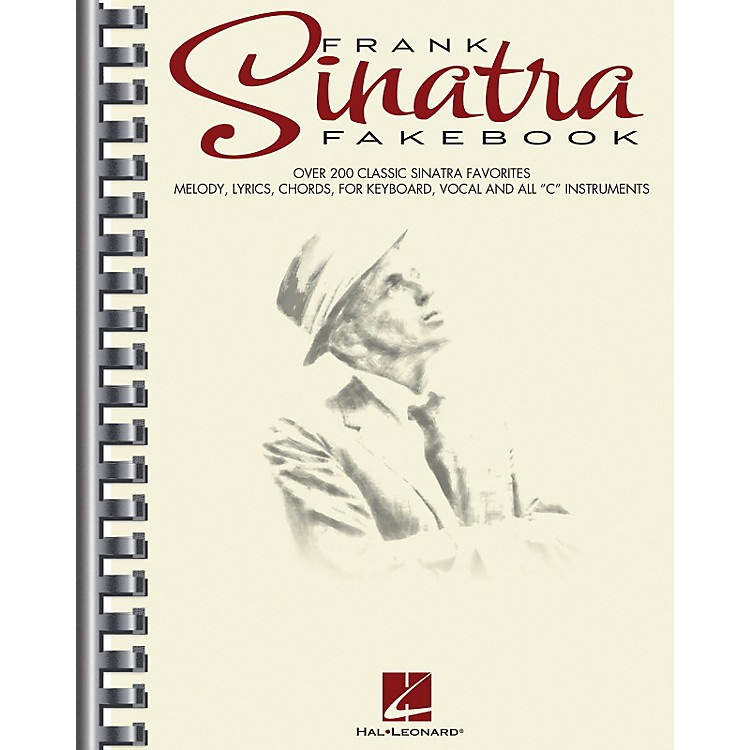 Hal Leonard The Frank Sinatra Fake Book