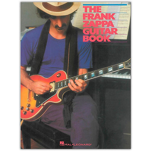 Hal Leonard The Frank Zappa Guitar Book-thumbnail