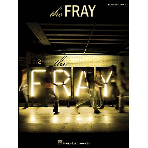 Hal Leonard The Fray arranged for piano, vocal, and guitar (P/V/G)