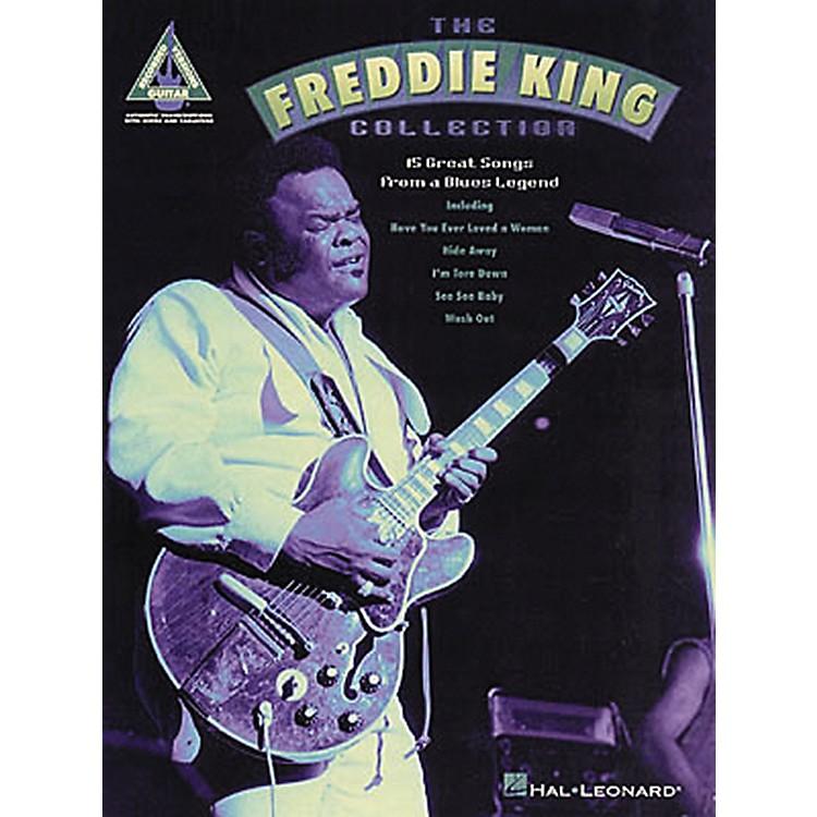 Hal LeonardThe Freddie King Collection Guitar Tab Songbook