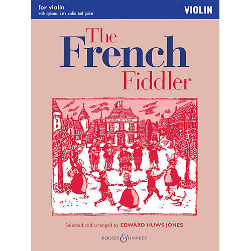 Boosey and Hawkes The French Fiddler Boosey & Hawkes Chamber Music Series Softcover-thumbnail