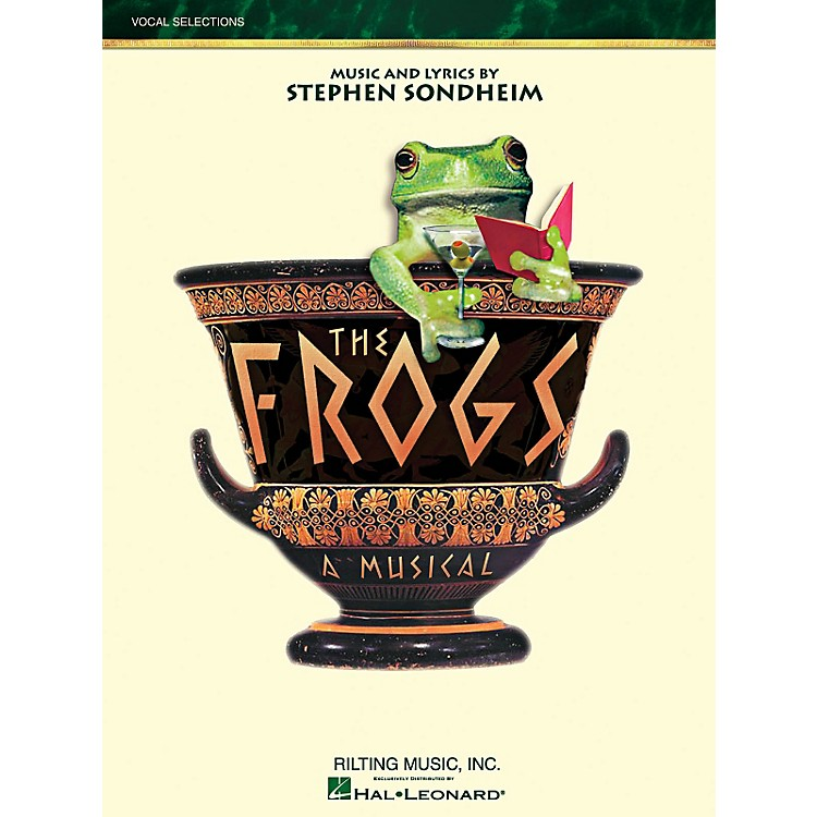 Hal LeonardThe Frogs - Vocal Selections