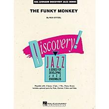 Hal Leonard The Funky Monkey Jazz Band Level 1.5 Composed by Rick Stitzel