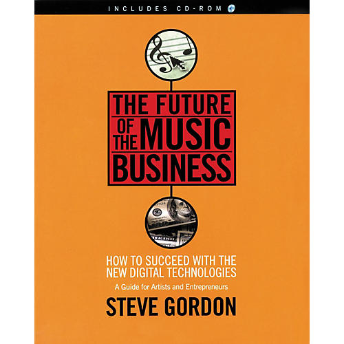 Backbeat Books The Future of the Music Business (CD-ROM)-thumbnail