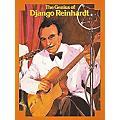 Hal Leonard The Genius Of Django Reinhardt Transcribed Score Book thumbnail