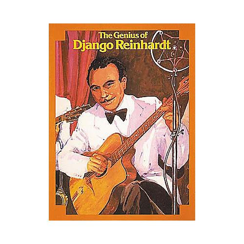 Hal Leonard The Genius Of Django Reinhardt Transcribed Score Book