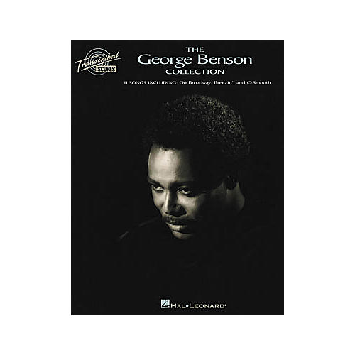 Hal Leonard The George Benson Collection Transcribed Score Book-thumbnail