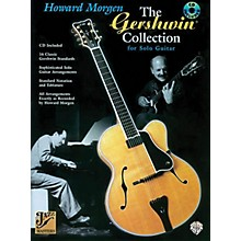 Alfred The Gershwin Collection for Solo Guitar (Jazz Masters Series) Guitar Book Series Softcover with CD
