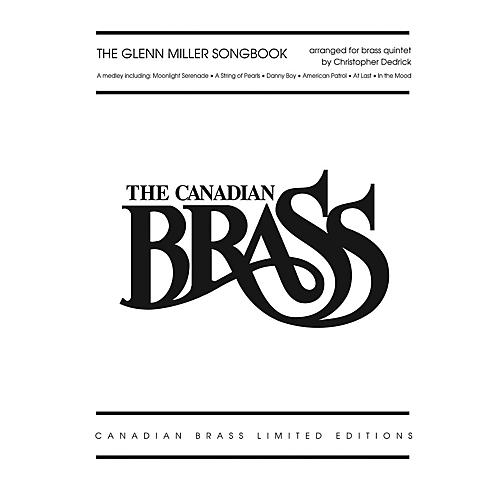 Hal Leonard The Glenn Miller Songbook Brass Ensemble Series by The Canadian Brass-thumbnail