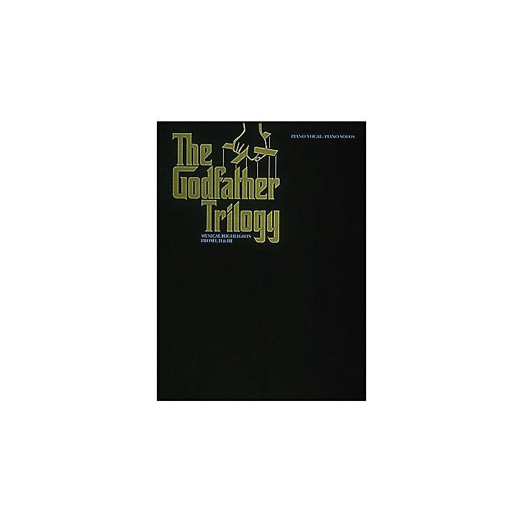 Hal LeonardThe Godfather Trilogy arranged for piano solo