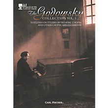 Carl Fischer The Godowsky Collection Vol. 3