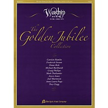 Fred Bock Music The Golden Jubilee Collection (Worship Hymns for Organ)