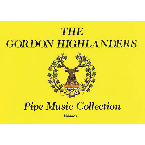 Music Sales The Gordon Highlanders Pipe Music Collection - Volume 1 Music Sales America Series-thumbnail