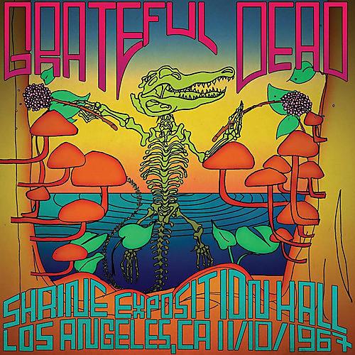 Alliance The Grateful Dead - Shrine Auditorium, Los Angeles, CA 11/10/1967