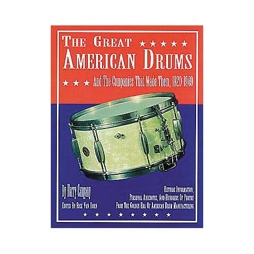 Hal Leonard The Great American Drums Book