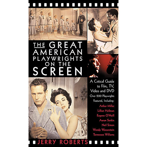 Applause Books The Great American Playwrights on the Screen Applause Books Series Softcover Written by Jerry Roberts-thumbnail