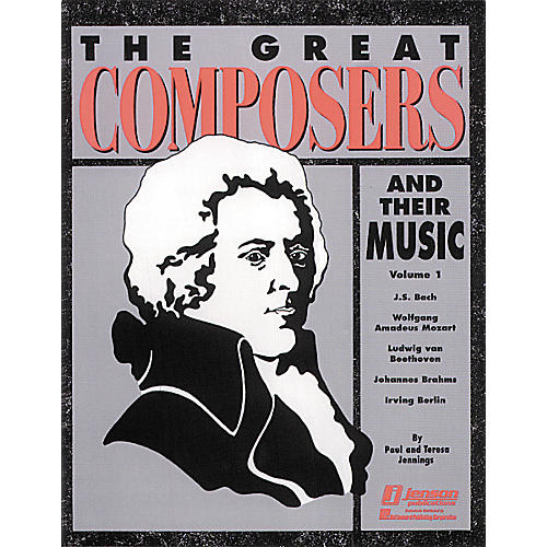 Hal Leonard The Great Composers and Their Music Vol. 1 Student Edition 5-Pak-thumbnail