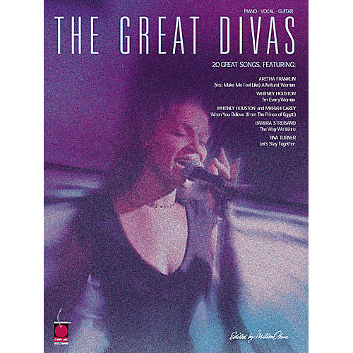 Cherry Lane The Great Divas Piano/Vocal/Guitar Songbook