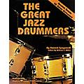 Hal Leonard The Great Jazz Drummers Book thumbnail