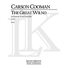 Lauren Keiser Music Publishing The Great Wilno LKM Music Series by Carson Cooman