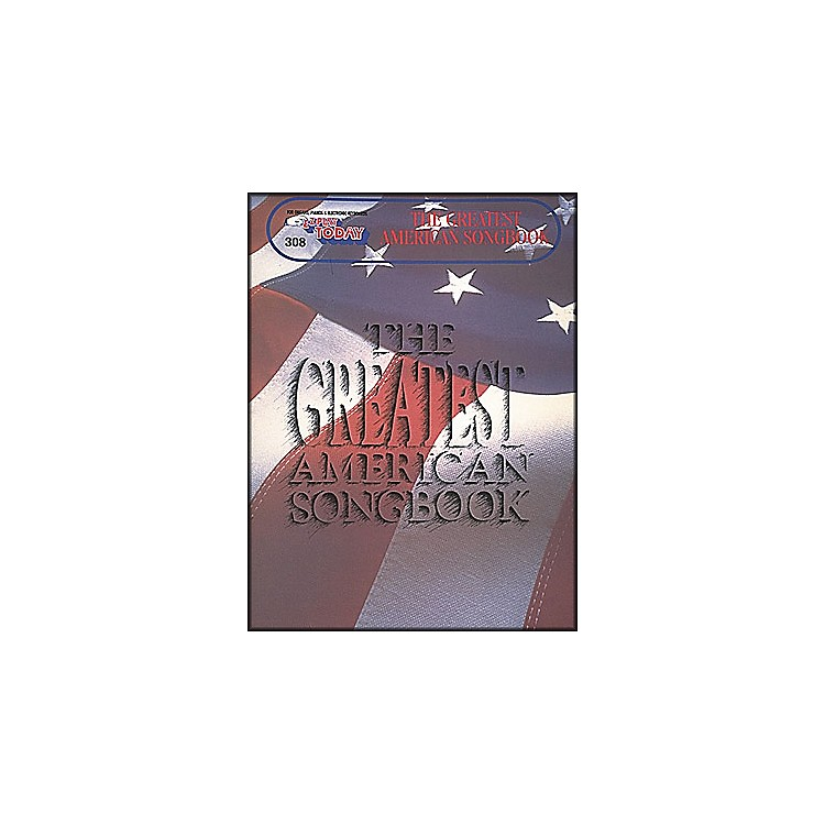 Hal Leonard The Greatest American Songbook E-Z Play 308
