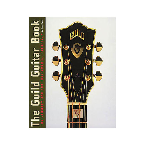 Hal Leonard The Guild Guitar Book