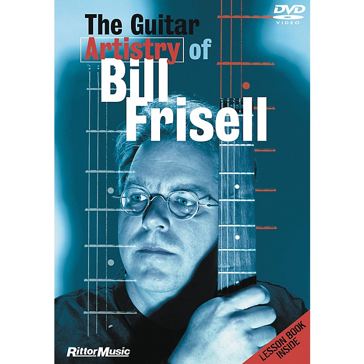 Hal Leonard The Guitar Artistry of Bill Frisell DVD