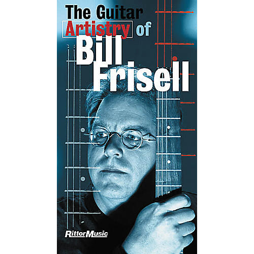 Rittor Music The Guitar Artistry of Bill Frisell (VHS)-thumbnail