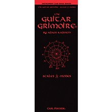 Carl Fischer The Guitar Grimoire - Scales & Modes