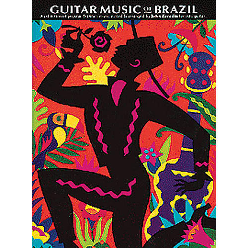Music Sales The Guitar Music of Brazil Music Sales America Series Softcover-thumbnail