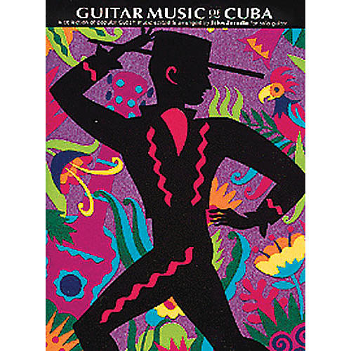 Music Sales The Guitar Music of Cuba Music Sales America Series-thumbnail