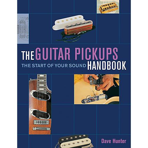Hal Leonard The Guitar Pick-Ups Handbook (Book/CD)