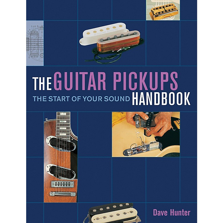 Hal Leonard The Guitar Pick-Ups Handbook (Book/CD)
