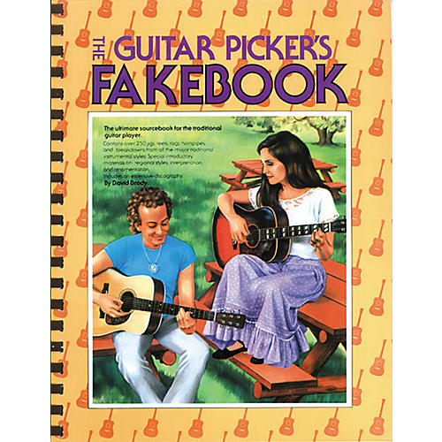 Music Sales The Guitar Picker's Fakebook Music Sales America Series Softcover-thumbnail