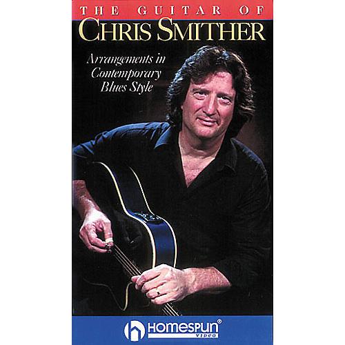 Homespun The Guitar of Chris Smither (VHS)-thumbnail